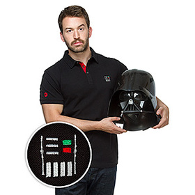 Star Wars Darth Vader Chestplate Polo