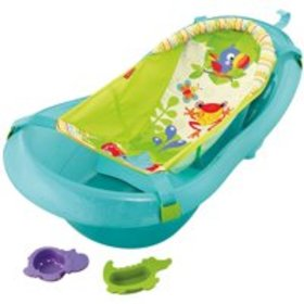 Fisher-Price Rainforest Friends Tub with Removable