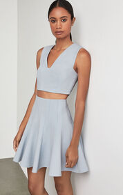 BCBG Rina Crop Top