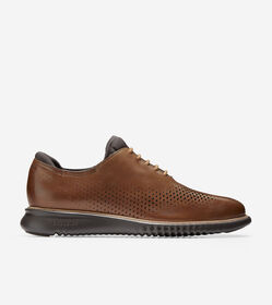 Cole Haan 2.ZERØGRAND Lined Laser Wingtip Oxford