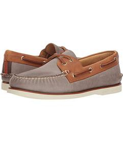 Sperry Gold A\u002FO 2-Eye Chevre