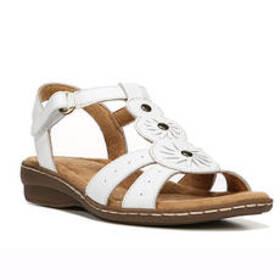 Womens Natural Soul Barroll Strappy Sandals