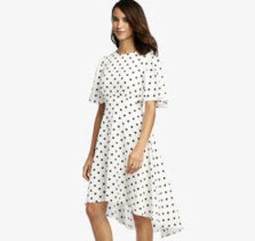 Johnston Murphy Polka Dot Dress