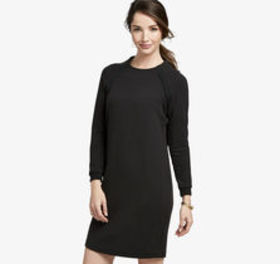 Johnston Murphy Braid-Trimmed Knit Dress