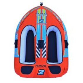 RAVE Sports Tirade II Inflatable 2 Person Rider To