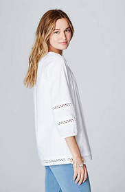 Refined Peasant Top