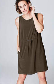 Fit On-The-Go Sleeveless Dress