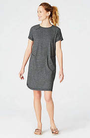 Fit Out & About Shirttail Dress