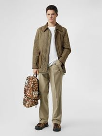 Burberry Diamond Quilted Thermoregulated Barn Jack