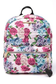 Betsey Johnson Nylon School Backpack