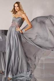 Alyce Paris - 6479 Prom Dress in Pewter