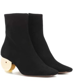 Neous Moon suede ankle boots