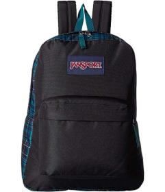 JanSport Solstice Plaid Print