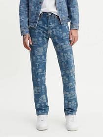 Levi's Levi's® x Peanuts 501® Original Fit Stretch