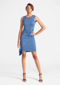 Tall Lux Wrap Dress