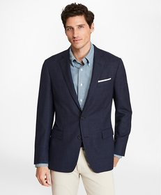 Brooks Brothers Regent Fit Hopsack Sport Coat