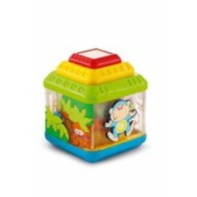 Fisher Price Stack & Nest Blocks, The 4 block has