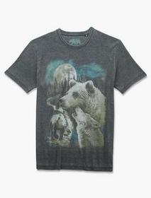 Lucky Brand Magic Forest Animals Tee