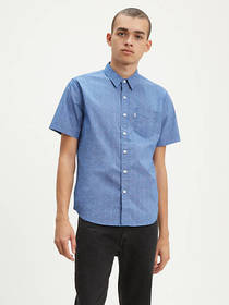 Levi's Printed Short Sleeve Classic One Pocket Shi