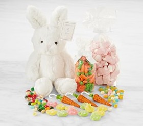 Pottery Barn Williams Sonoma & pbk Small Easter Ba