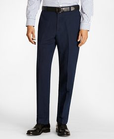 Brooks Brothers Clark Fit Indigo-Dyed Chinos