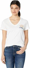 Hurley Flying High Perfect V-Neck Short Sleeve