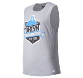 New balance Men's Brooklyn Half How Sweet Singlet