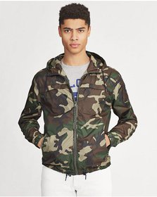 Ralph Lauren Packable Camo Jacket