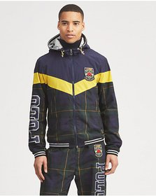 Ralph Lauren Tartan Water-Repellent Jacket
