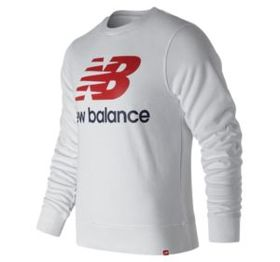 New balance Men's Essentials Stacked Long Sleeve C