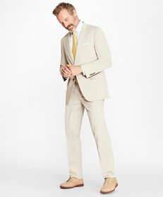Brooks Brothers Madison Fit Stretch Cotton Suit