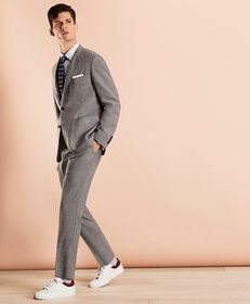 Brooks Brothers Wool-Blend Two-Button Suit