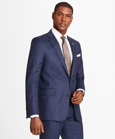 Brooks Brothers Regent Fit Double Stripe Flannel 1