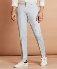 Brooks Brothers Stretch-Cotton Trousers