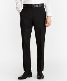 Brooks Brothers Milano Fit Flat-Front Classic Gaba