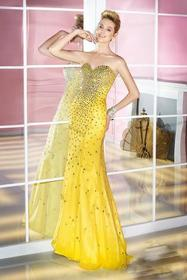 Alyce Paris - 6205 Prom Dress in Sunshine