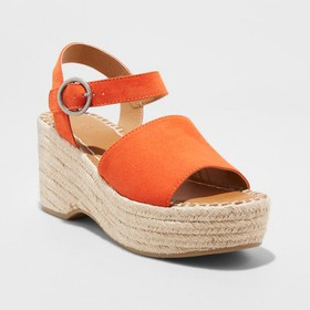 Women's Morgan Two Piece Espadrille Wedge - Univer