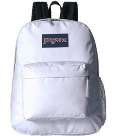 JanSport White Coated 600D