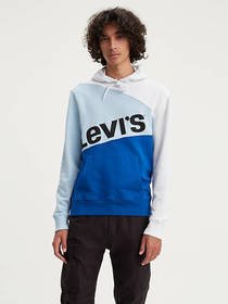 Levi's Crooked Colorblock Hoodie