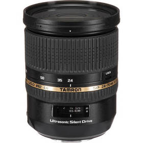 Tamron SP 24-70mm f/2.8 Di USD Lens for Sony Camer