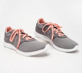New Balance x Isaac Mizrahi Live! Heather Lace-up
