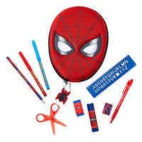 Disney Spider-Man: Far from Home Zip-Up Stationery