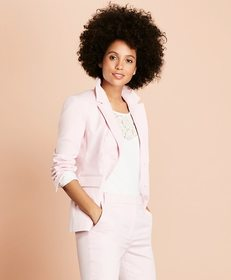 Brooks Brothers Stretch-Cotton Two-Button Jacket