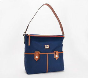 """As Is"" Dooney & Bourke Camden Collection Nylon Sa"
