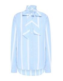 8 by YOOX - Shirts & blouses with bow