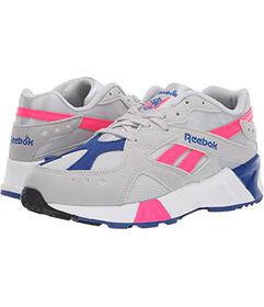 Reebok Lifestyle Grey/Pink/Royal/White/Black