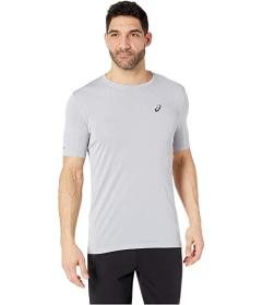 ASICS Short Sleeve Seamless Textured Top