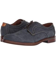 Johnston & Murphy Warner Casual Dress Plain Toe Ox