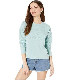 Roxy Journey Home B Crew Neck Sweatshirt