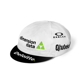 Oakley Team Dimension Data Cycling Hat - White